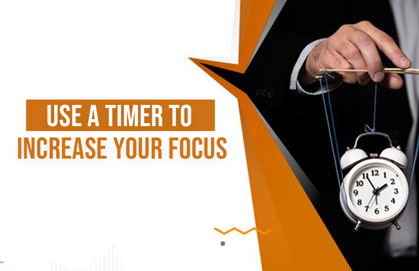 Can Timer help Increase Your Focus?